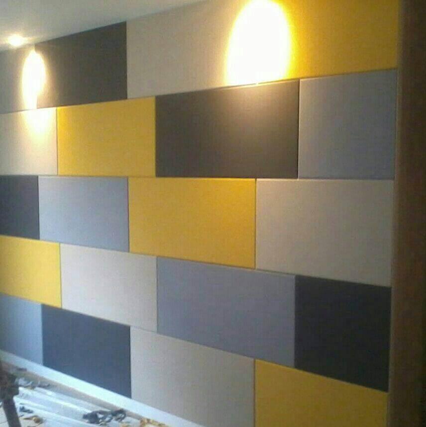 Fabric Wall Paneling Winfab Interiors India Pvt Ltd